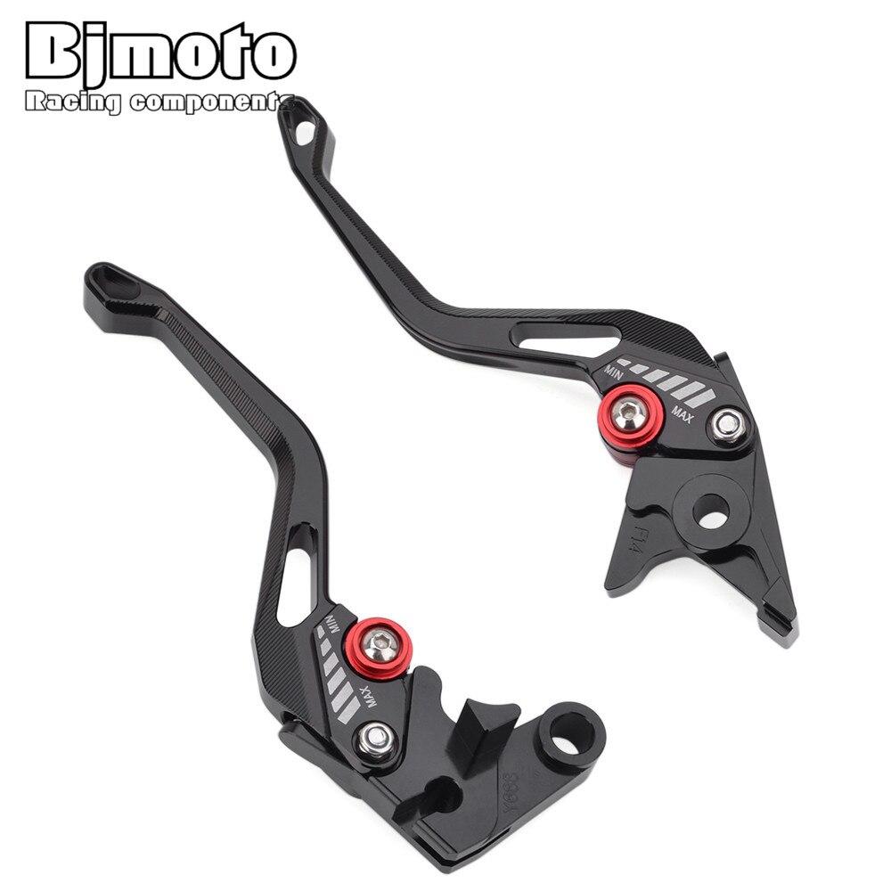 Bjmoto For BMW R1200GS LC 2013-2017 R1200GS Adventure LC R1200R R1200RS RNINET K1600 GT/GTL Moto 5D CNC Clutch Brake Long Lever h2cnc cnc long adjustable brake clutch lever for bmw r1200gs r1200rt r1200r r1200rs k1600gt k1600gtl r ninet
