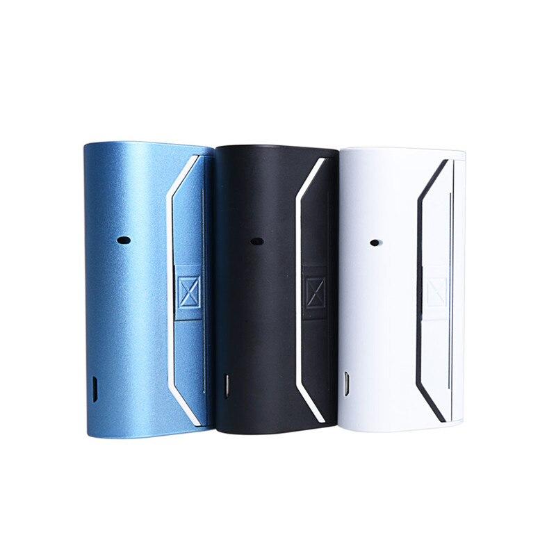 Ciggo fyhit CS Bluetooth herbstick CS4 boîte mod chauffage bâton de chaleur vaporisateur herbe sèche Vaper à base de plantes e cigarette recharge cartouche