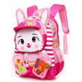 Cartoon 3D Rabbit Kids Backpack Boys Girls School Bags Kindergarten School bag