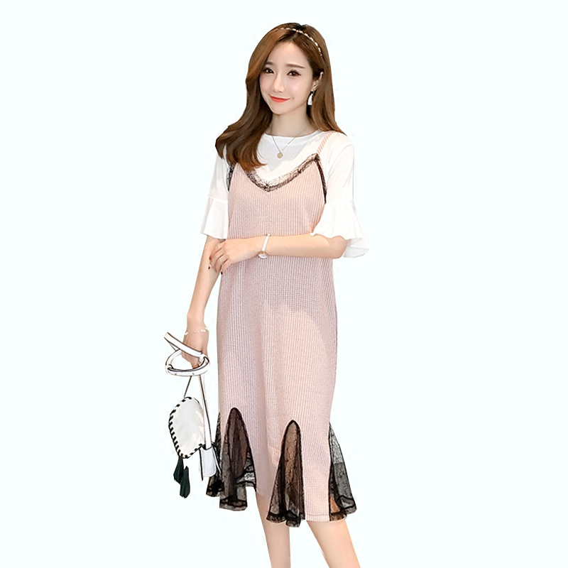 2018 summer maternity clothes maternity dresses casual faux maternity clothing clothes for pregnant women clothes