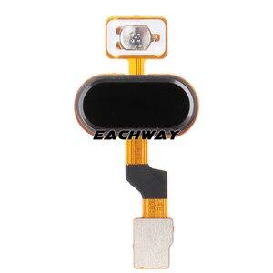 Image 3 - Meizu M3S mini Home Button MEIZU M3S Vingerafdruk Flex Kabel Lint Vervangende Onderdelen Zwart/Wit/Goud MEIZU M3S mini Button