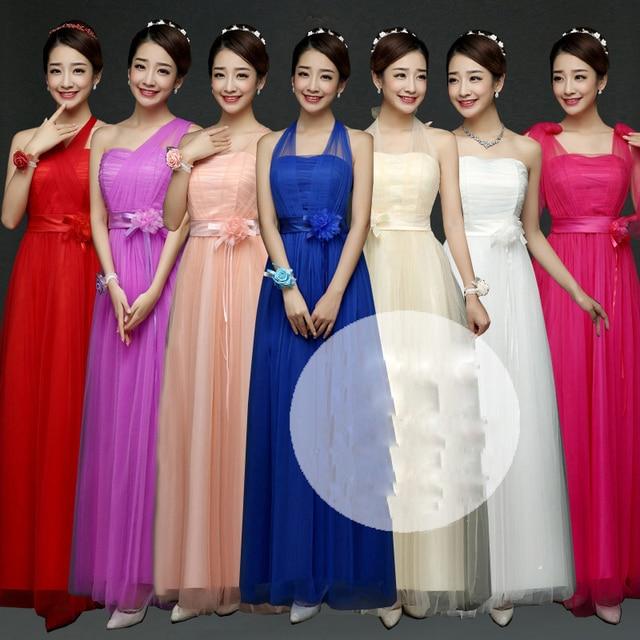 summer bridesmaid dresses long style bridesmaid dress slim fit prom dresses for bridesmaids ROM80018