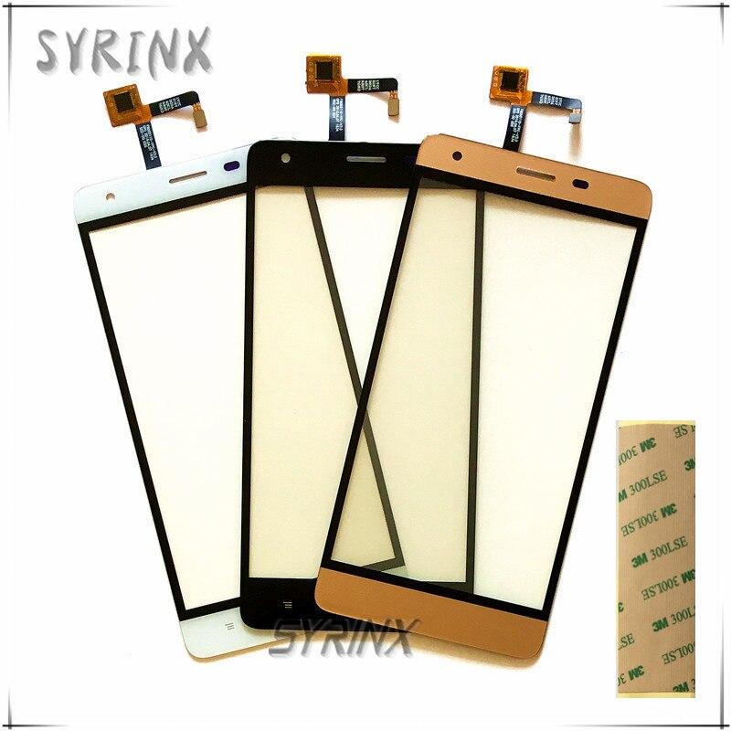 Syrinx Mit 3 Mt Band Front Äußeren Glas Touchscreen Digitizer Für OUKITEL K6000 Pro Touchscreen Touchpad Touch Panel Sensor