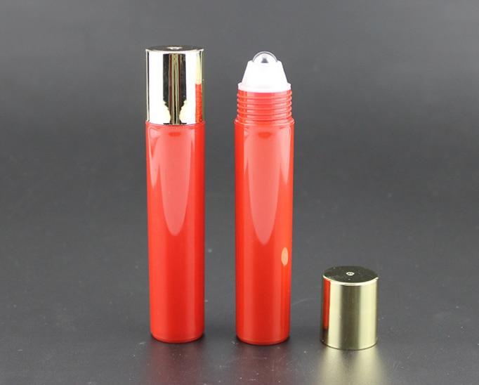 12ps 20ml + 3ps díly ZDARMA roll na parfém červené plastové - Přístroje pro péči o pleť