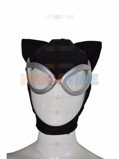 2017 new catwoman hood with lenses catwoman mask please leave us your head size