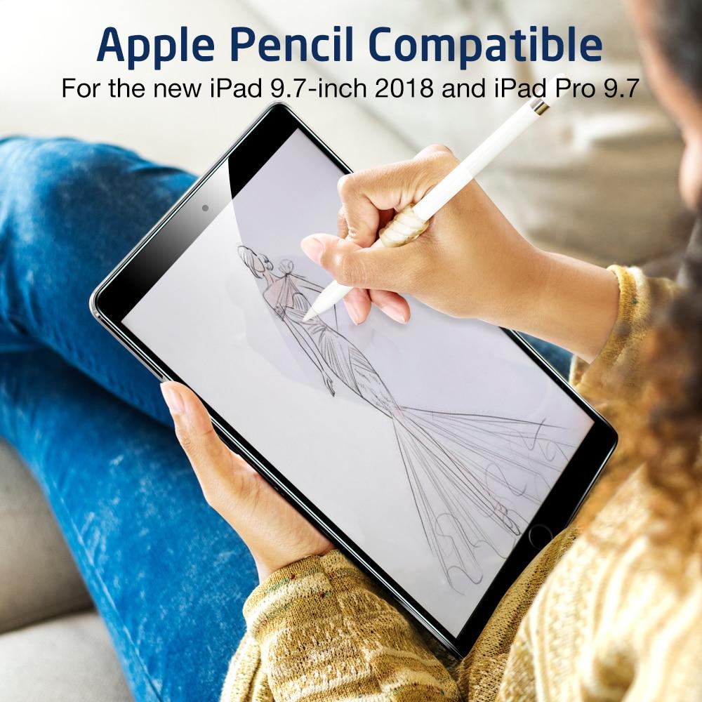 Kaitsekile iPad 2017 / Pro 9.7 / Air 2 / Air ESR 0.33mm - Tahvelarvutite tarvikud - Foto 3