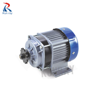 BM1418WZX 350W 500W 650W 750W 48V BLDC Brushless Motor Bicicleta Eletrica E Bike Electric Bicycle Kit