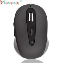 Ecosin2 Mosunx 2017 Wireless Mini Bluetooth 3.0 Gaming Mouse For Laptop Notebook PC Computer 17mar16