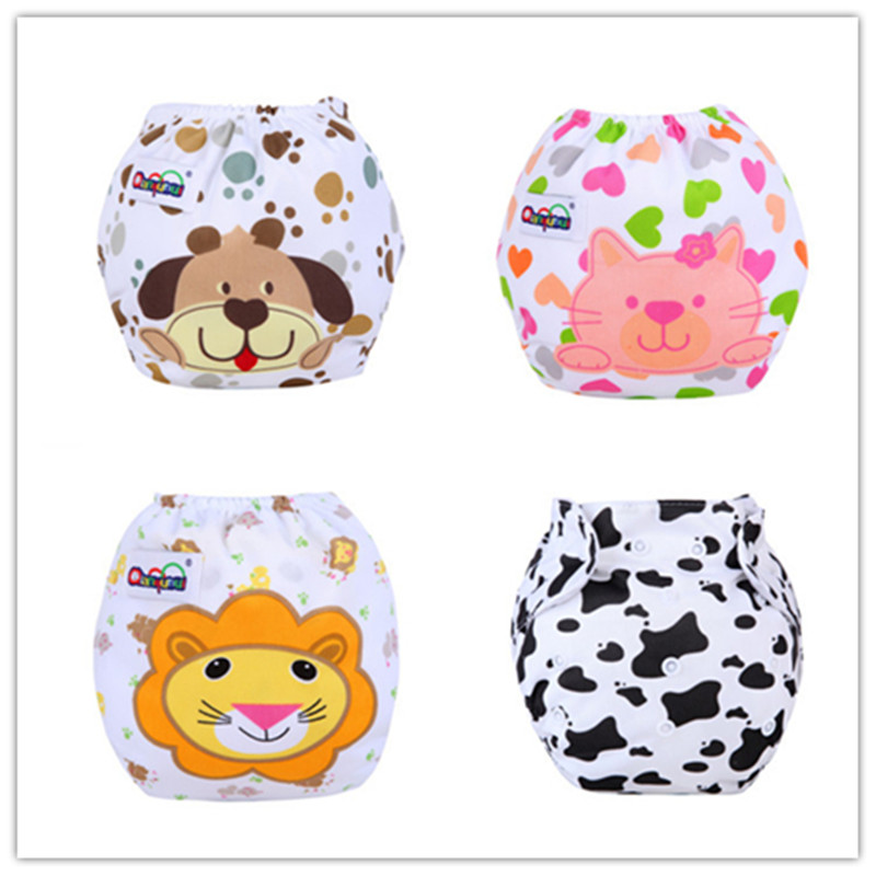 Cloth Diapers Nappy Reusable Soft-Covers Infant Baby Winter Summer 1PCS AL-85468 Fraldas