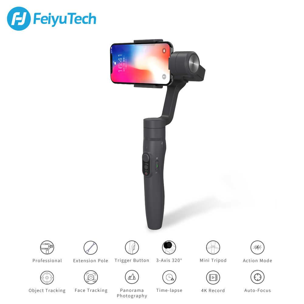 FeiyuTech Vimble 2 стабилизатор смартфона Gimbal 3-осевой Ручной Стабилизатор для телефона VS Zhiyun Smooth 4 для Xiaomi Iphone 6
