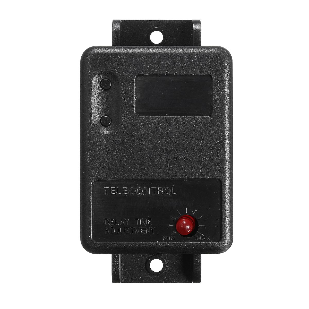 DC12V 1CH 315/433MHz Wireless Time Delay Relay RF Remote Control Switch Receiver dc 12v led display digital delay timer control switch module plc automation new