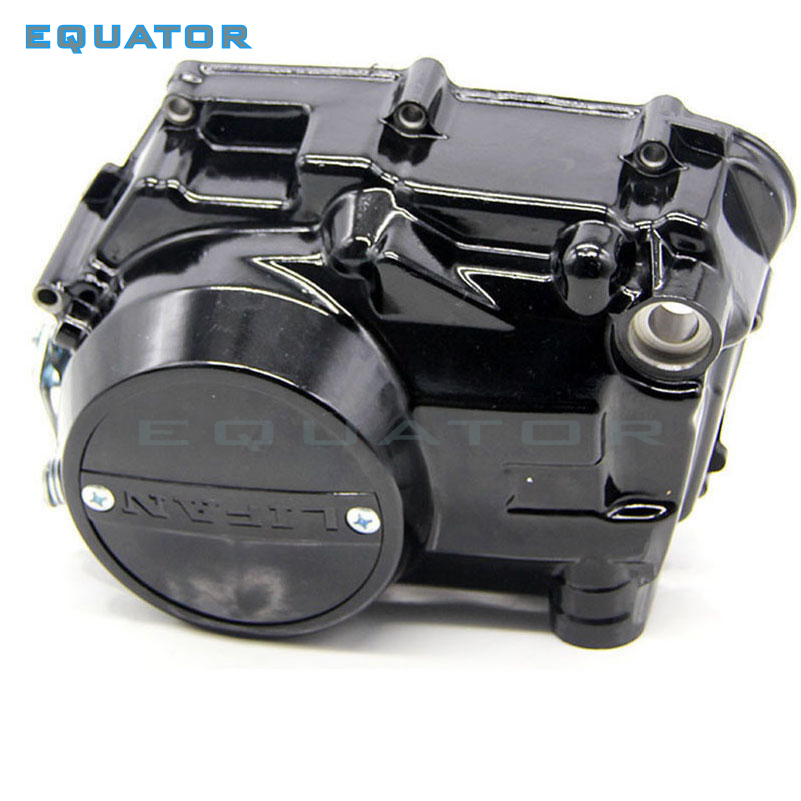 motorcycle <font><b>dirt</b></font> pit <font><b>bike</b></font> parts Lifan 125 <font><b>125cc</b></font> Engine Right Side Clutch Casing Cover Case LIFAN Engine Parts image