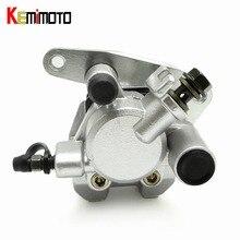 Buy online KEMiMOTO Right Front Brake Caliper for YAMAHA BANSHEE 350 YFZ350 YFZ350SE WOLVERINE 350 4X4 RAPTOR 660 WARRIOR 350