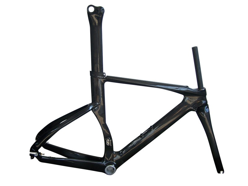 time trial carbon road bike frame tt frame racing bicycle aero ...
