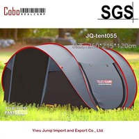 Fastcamp Mega for 5persons Instant Popup tent One touch pop up fishing camping outdoor Family Tent