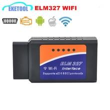 Pic18f25k80-Chip Elm327 Wifi Multi-Language Diagnostic Diesel Elm 327 OBDII Wireless