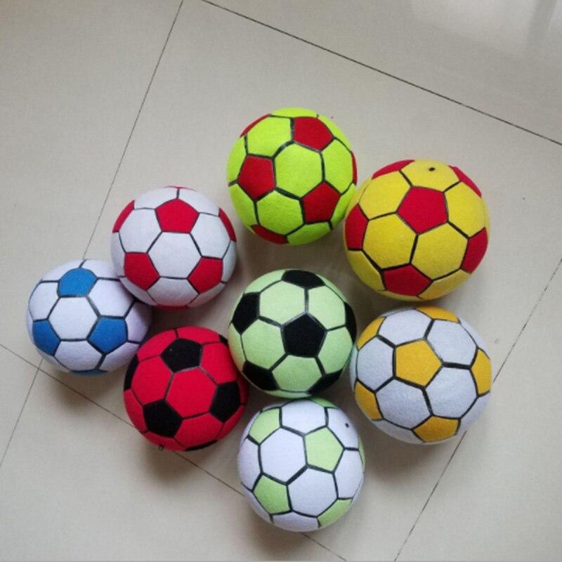OCYLE transporte ar livre para porta (10 pçs/lote) 20 cm pegajoso bola de futebol para o jogo de dardos inflável do ar/dançarino do ar inflável bola de futebol
