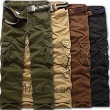 Тактические брюки карго Военные Брюки Большие размеры 29-38