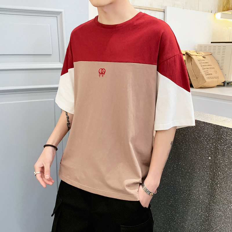 Men/'s T-shirts Fashion Tops New Season Tee Asian size M-3XL Short Sleeve Shirt