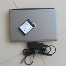 for bmw icom diagnostic software 2017.07 newest expert mode 500gb hdd with for dell d630 laptop with battery