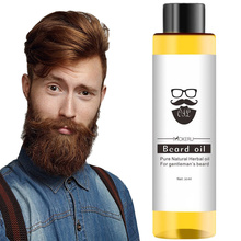 Mokeru Follicle Repair Oil Men Styling Moustache Oil Hair Growth of Beard Body Hair Eyebrow Care Moisturizing Smoothing TSLM1