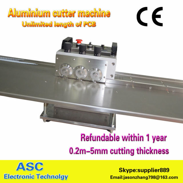PCB separator led cut machine PCB Cutting aluminium base board led bar  cutter leading cutter sex sale free online