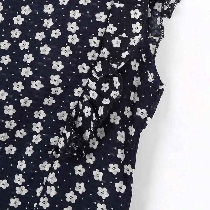 Summer-Toddler-Kids-Baby-Girls-Clothes-Sets-Floral-Chiffon-Polka-Dot-Sleeveless-T-shirt-TopsShorts-Outfits-L16-4