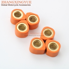 High Performance Variator Weights Round 20x15mm 19.5G for MALAGUTI 125 Blog Ie Centro F18 Warrior 160