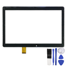 10.1 inch Touch Screen for MF-872-101F FPC Table PC Glass Panel Digitizer Replacement Digitizer White and Black  Free Shipping