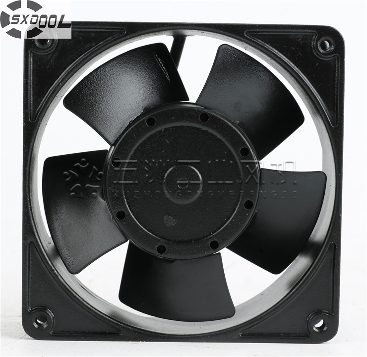 цены на SXDOOL industrial cooling fan 120mm HS4556W 120 * 120 * 38MM 200V with sensor в интернет-магазинах