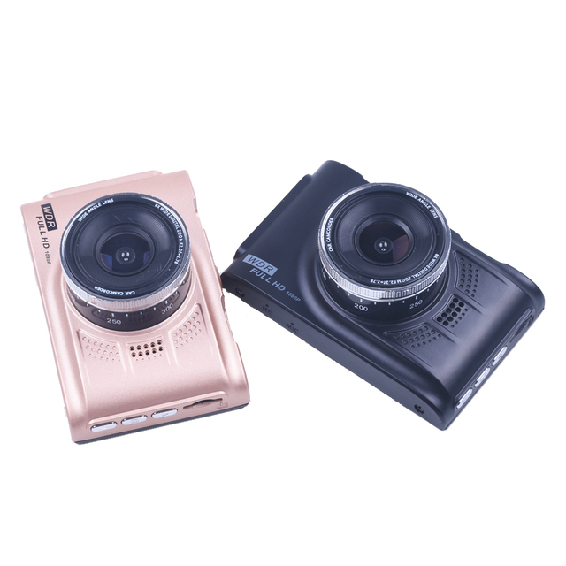Car DVR Camera 3.0 inch Full HD 1080P Recorder Driving recorder