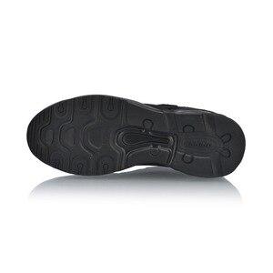 Image 3 - Li ning גברים בועת פנים השני הליכה נעלי לביש אנטי חלקלק רירית נוחות ספורט נעלי כושר סניקרס AGCP005 SJFM19