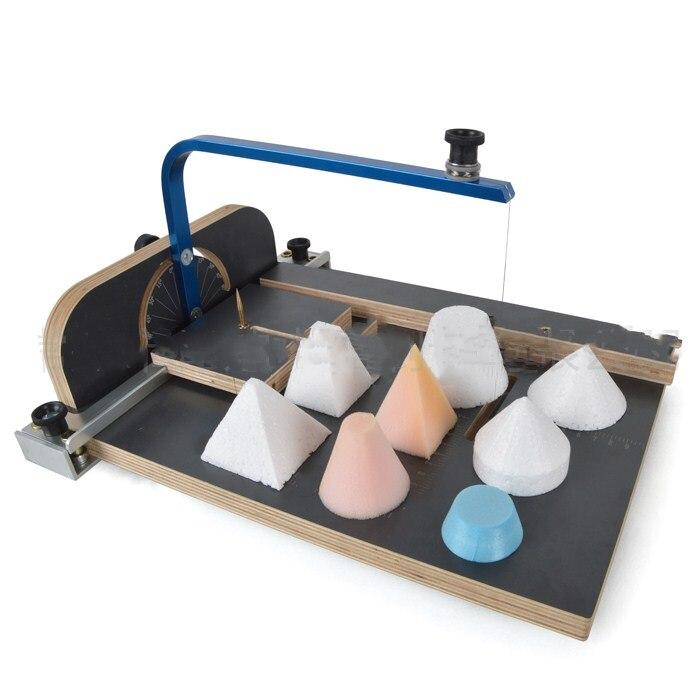 110-220 V électrique mousse coupe Table couteau chaud coupe électrique outil de coupe mousse coupe perle laine modèles