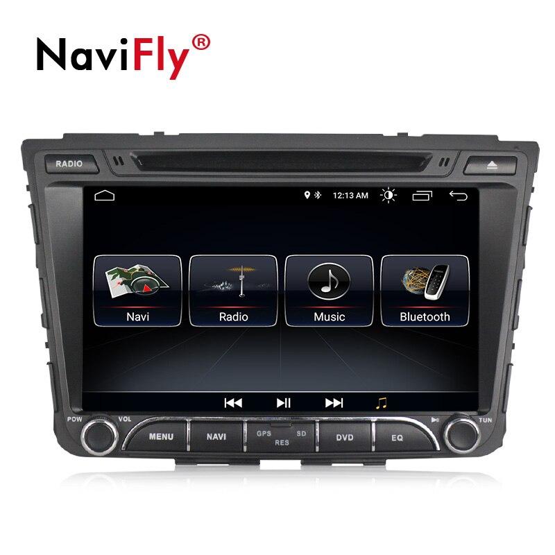 Livraison gratuite! android8.1 quad core lecteur dvd de voiture pour HYUNDAI IX25 Creta 2014 2015 avec wifi système de navigation gps bluetooth multimédia