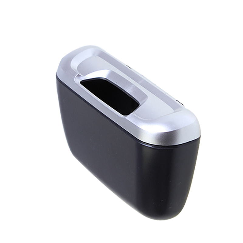 Image 5 - 1Pcs Auto Car Trash for Automobile Garbage Storage Bucket Auto Trash Can Rubbish Box Case Car Organizer Accessories Car styling-in Car Trash from Automobiles & Motorcycles