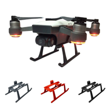 Extended Landing Gear Leg For DJI Spark Drone Heightened Landing Gear Extender Protector Landing Legs Undercarriage Accessories