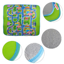 Big Size Activity Children Puzzle Play Mat Baby for Kids Room Carpet Rug Blanket Learning Educational Toys Hobbies for Boy Girls(China)