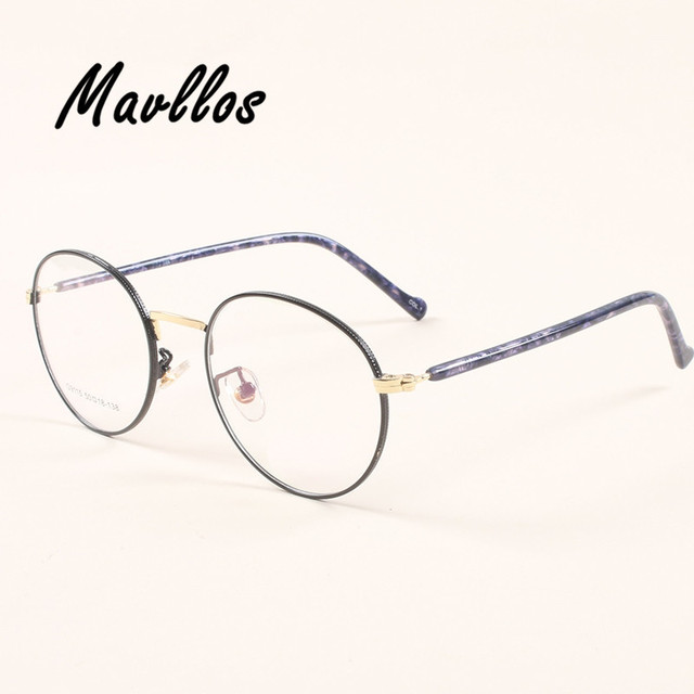 Mavllos Eyewear Eyeglasses Frames Glasses Women Eyes Frame Band ...