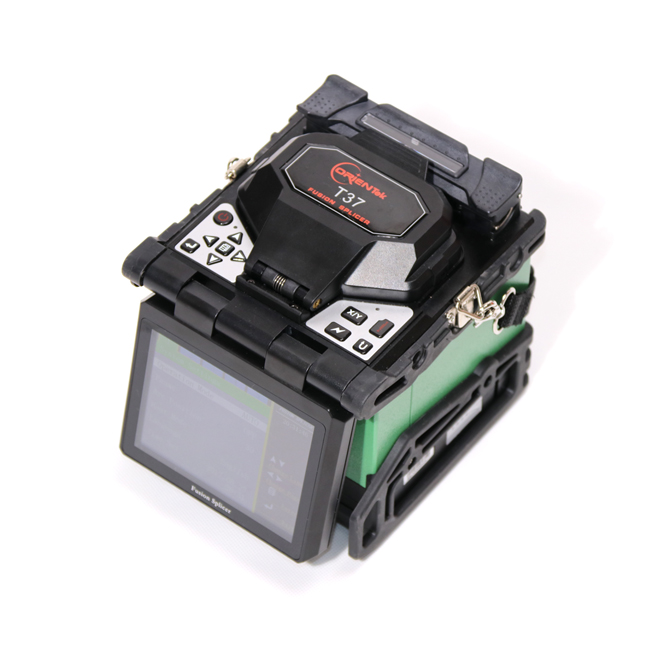 telecommunication / fiber optic equipment / fusion splicer Orientek splicing machinetelecommunication / fiber optic equipment / fusion splicer Orientek splicing machine