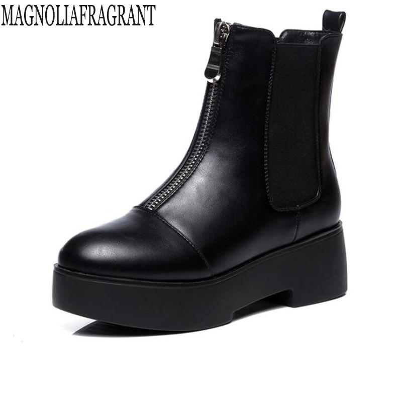 Hiver De Avant Black Mode Bottes Plush Chaussures forme Short Dames Femmes Plush À Mujer Talons Botas Hauts black Plate Zipperankle Boucle Sh87 xYOwn4
