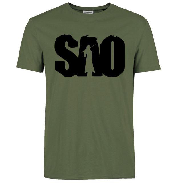 2017 Fashion Sword Art Online T-Shirts