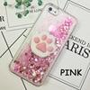 Squishy Glitter pink