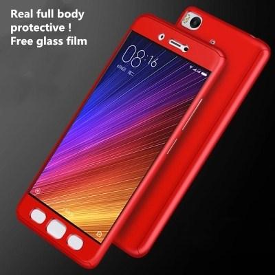 buy popular 00691 1cd5a US $6.71 16% OFF|For xiaomi mi5s case cover xiaomi mi5s plus case back  cover For xiaomi mi 5s case original cover mi 5s plus capa coque funda-in  ...