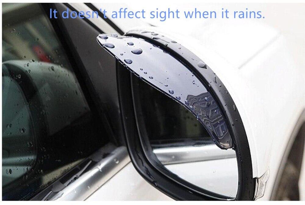 Vision tool for a car in a rainy day For Cadillac CT6 XT5 ATS-L XTS SRX ATS ESCALADE CTS EMBLEM Car-Styling Accessories