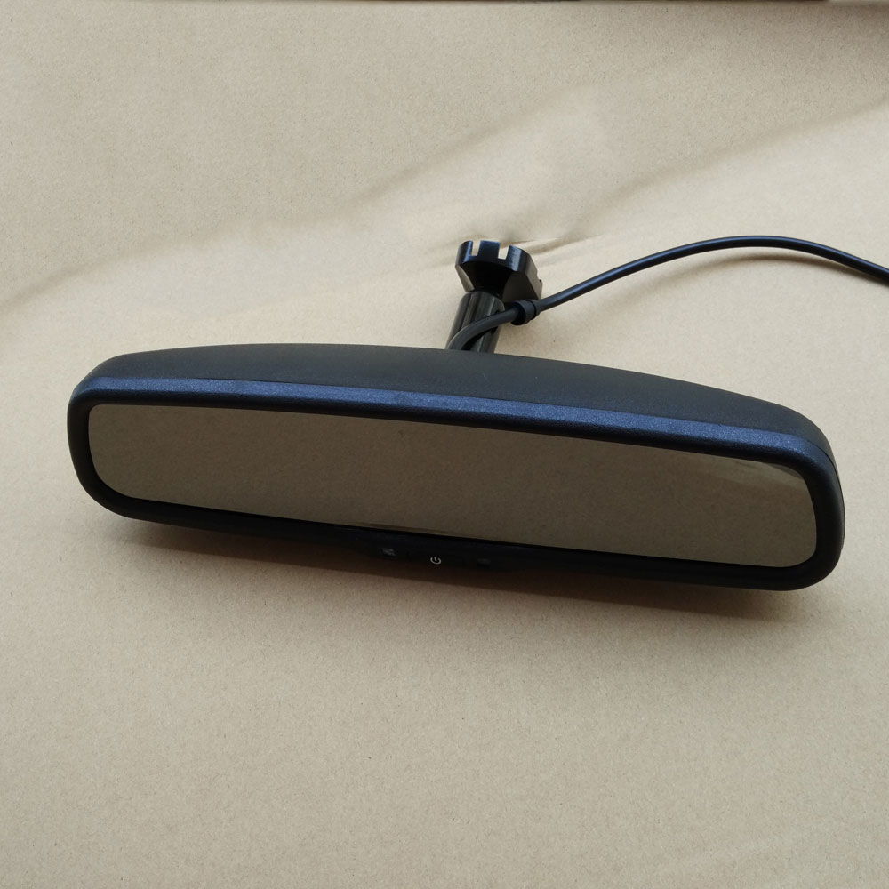 Артқы көрініс камерасы 4.3 «TFT LCD - Автомобиль электроникасы - фото 6