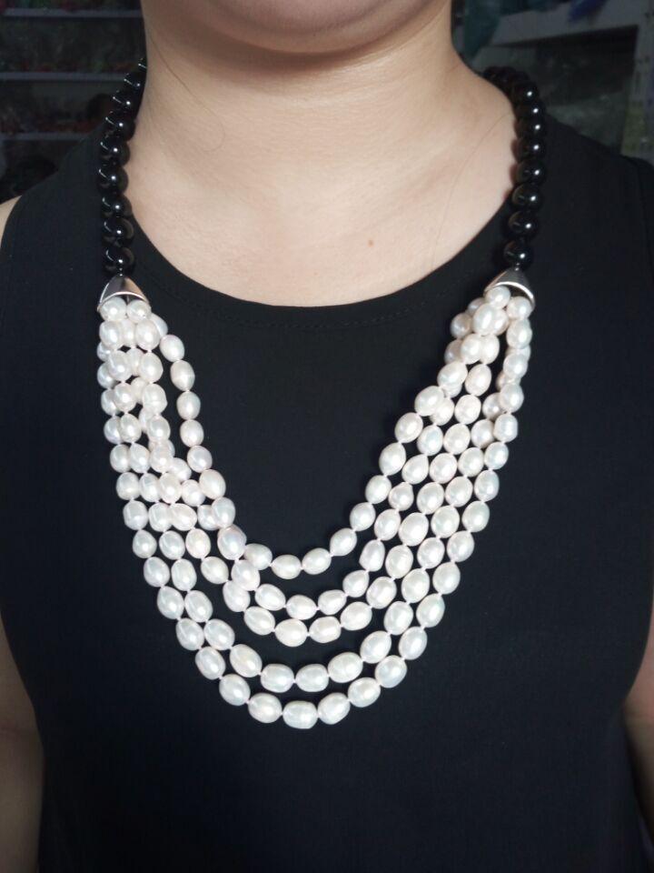Bijoux Fait Main Vente En Ligne : Achetez en gros fantaisie perl? colliers ligne ? des