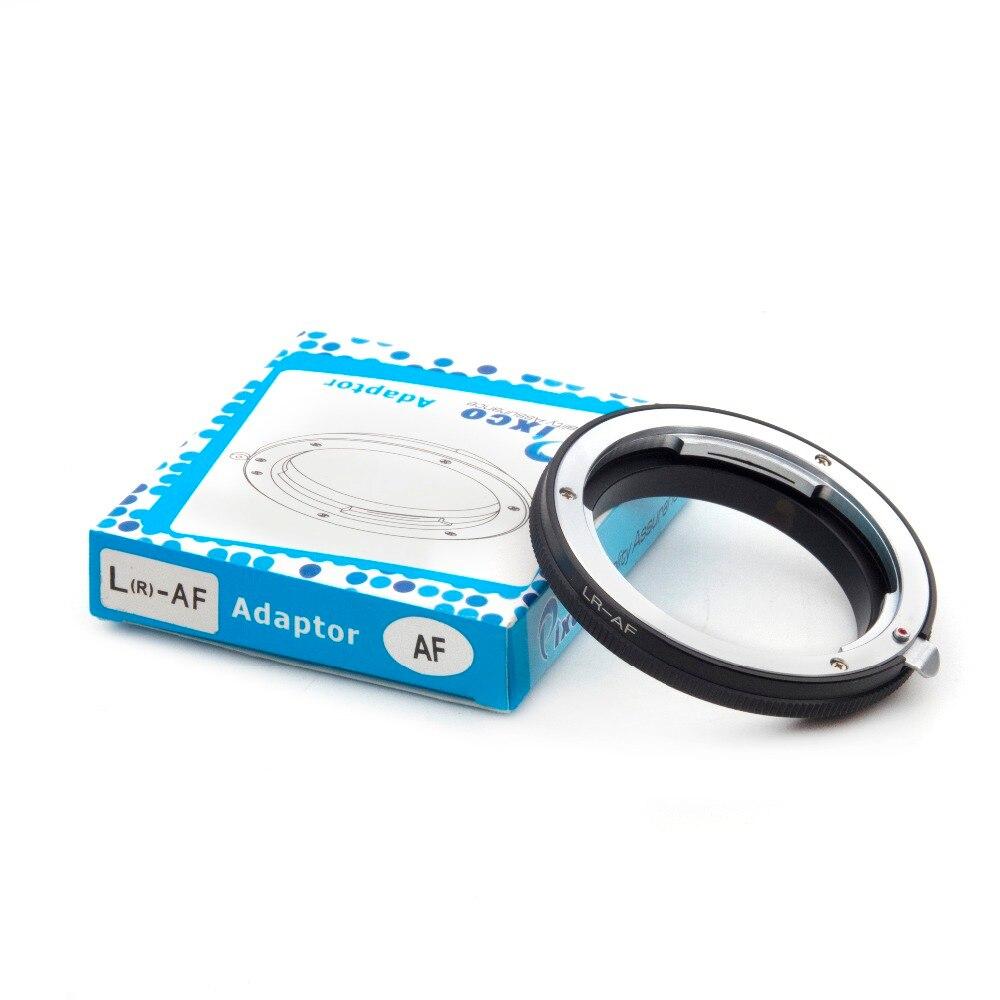 Pixco Фокус Бесконечность 6 винт шесть винт для макросъемки AF адаптер с подтверждением костюм для Leica R объектив для sony Alpha Minolta AF адаптер mA A900