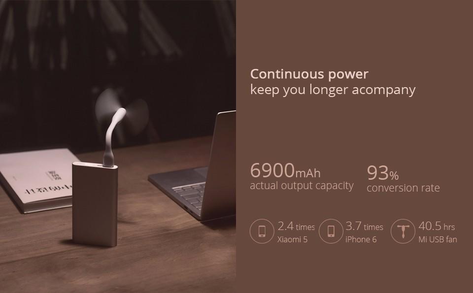 HTB124D5NVXXXXbhXpXXq6xXFXXXO MI Power Bank 2 Quick Charge Technology 10,000mAh Original