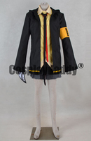 Girls' Frontline Anti Rain Team M16A1 Rifle Outfit Dress Cosplay Costume F006