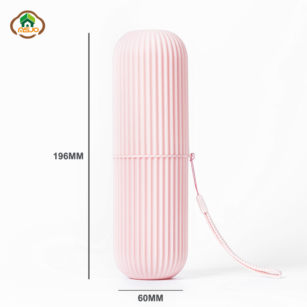 Portable Toothbrush Case Pouch Toothpaste Bucket Toothbrush Box Pretty Good Hot#